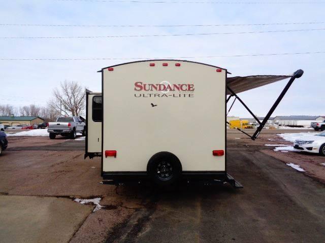 2017 SOLD SOLD SOLD Heartland Sundance Ultra Lite  XLT 221RB  - Tea SD
