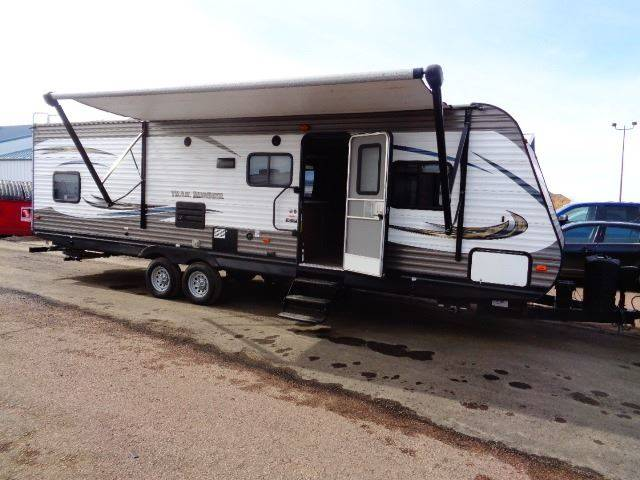 2017 SOLD SOLD SOLD Heartland TRAIL RUNNER 30USBH  - Tea SD