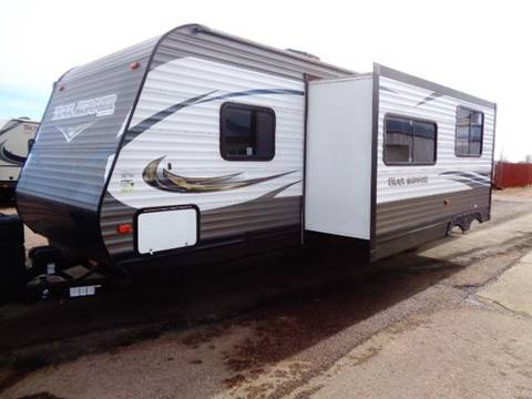 2017 SOLD SOLD SOLD Heartland TRAIL RUNNER 30USBH