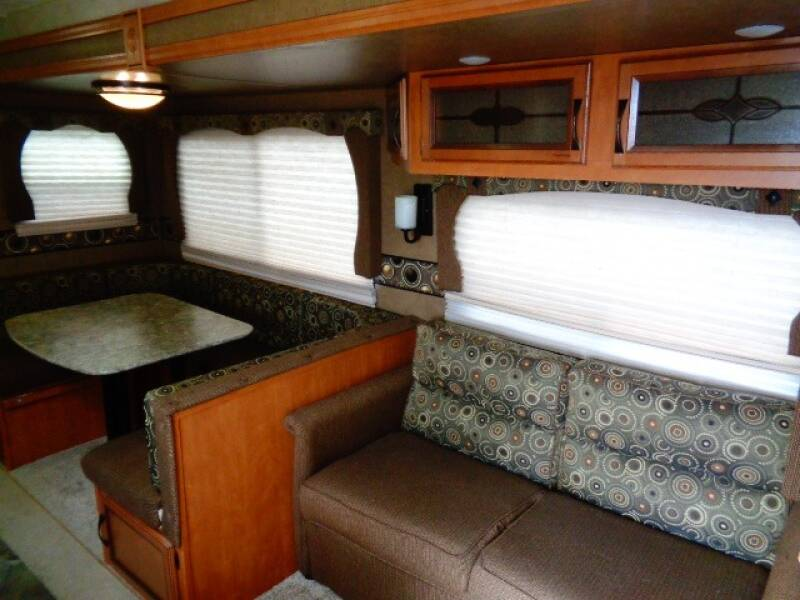 2014 SOLD SOLD SOLD Forest River PUMA PALIMINO 30FBSS  - Tea SD