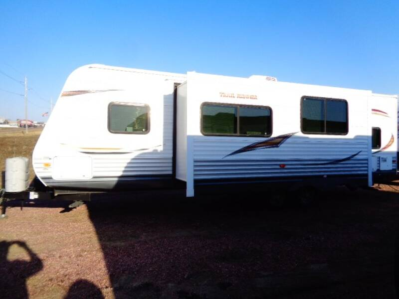 2013 SOLD SOLD SOLD Heartland Trail Runner30FQBS  - Tea SD