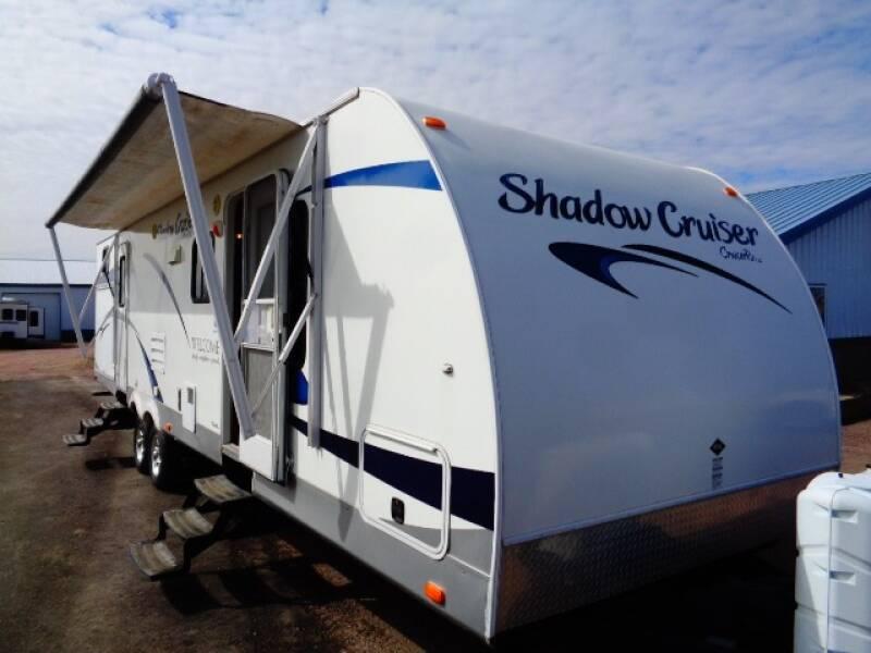 2013 SOLD SOLD SOLD Cruiser RV SHADOW CRUISER 313BHS  - Tea SD