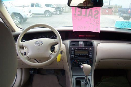 2004 Toyota Avalon XL; XLS - Tea SD