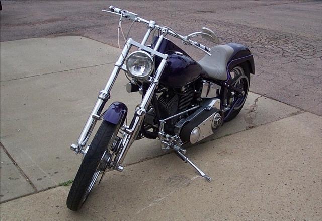 1992 Harley-Davidson SOFTAIL CUSTOMIZED  - Tea SD
