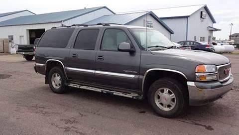 2001 GMC Yukon XL for sale at Goldammer Auto in Tea SD