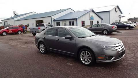 2011 Ford Fusion for sale at Goldammer Auto in Tea SD