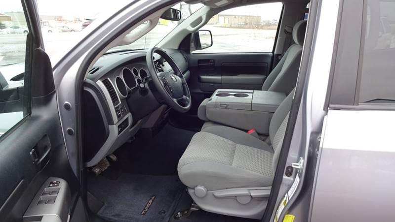 2012 Toyota Tundra Grade 4x4 4dr CrewMax Cab Pickup SB (5.7L V8) - Tea SD