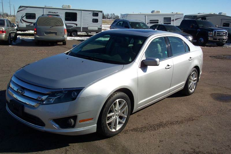 2010 Ford Fusion for sale at Goldammer Auto in Tea SD