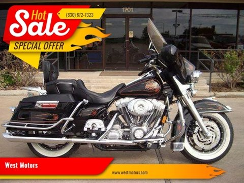 2001 HARLEY DAVIDSON MC for sale in Gonzales, TX