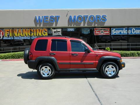 2006 Jeep Liberty for sale in Gonzales, TX