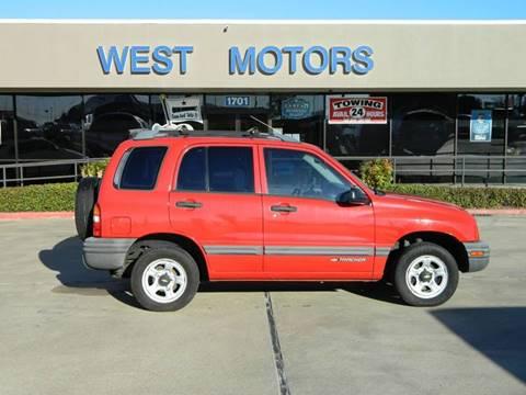 Chevrolet Tracker For Sale Carsforsale Com
