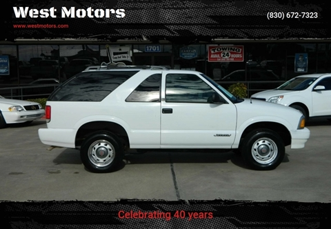 1997 GMC Jimmy for sale in Gonzales, TX