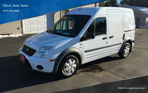 2013 Ford Transit Connect for sale in Fremont, NH