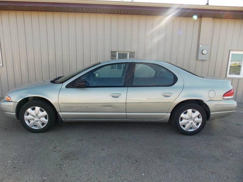 2000 chrysler cirrus lx 4dr sedan in sioux falls sd for Wheel city motors sioux falls sd