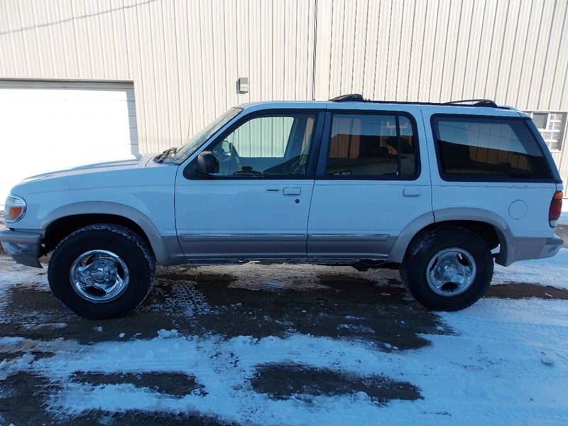 1997 ford explorer 4dr eddie bauer 4wd suv in sioux falls for Wheel city motors sioux falls sd