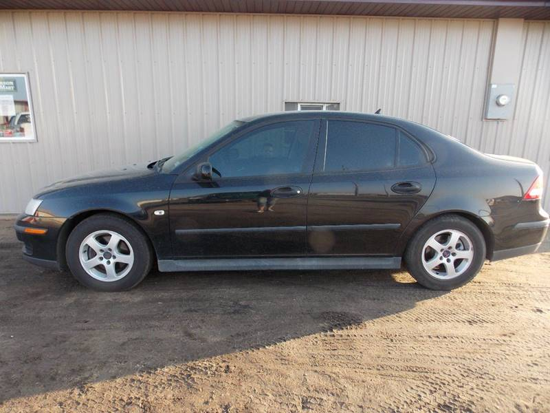 2004 saab 9 3 4dr linear turbo sedan in sioux falls sd. Black Bedroom Furniture Sets. Home Design Ideas