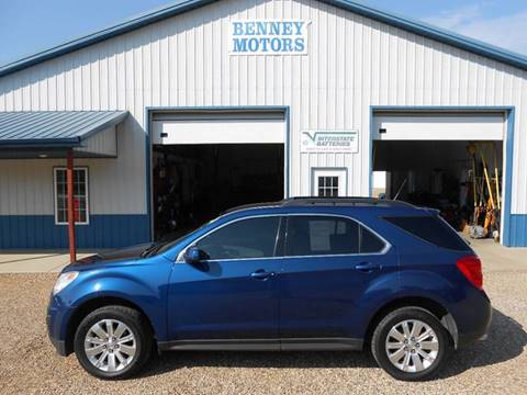 2010 Chevrolet Equinox for sale in Parker, SD