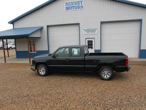 2006 Chevrolet Silverado 1500 for sale in Parker, SD