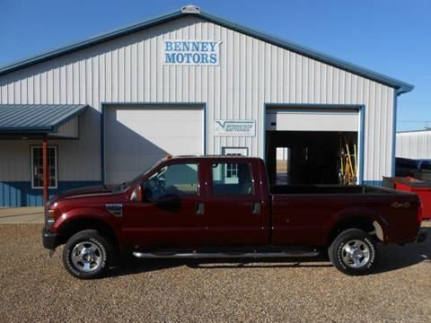 2009 Ford F-250 Super Duty for sale in Parker, SD
