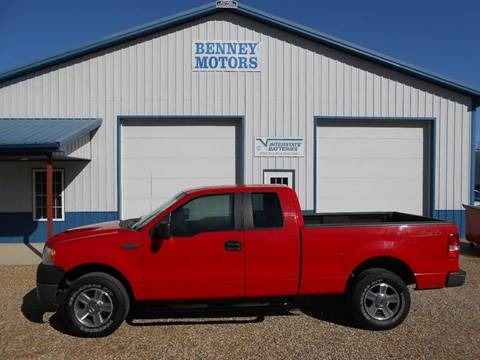 2007 Ford F-150 for sale in Parker, SD