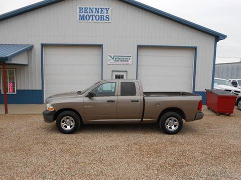 2010 Dodge Ram Pickup 1500 for sale in Parker, SD