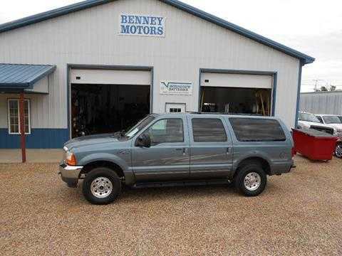 2001 Ford Excursion for sale in Parker, SD