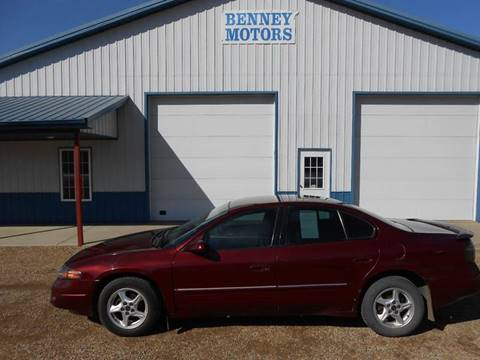 2002 Pontiac Bonneville for sale in Parker, SD