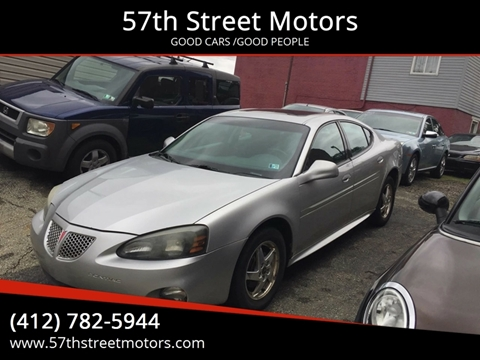 2004 Pontiac Grand Prix for sale in Pittsburgh, PA