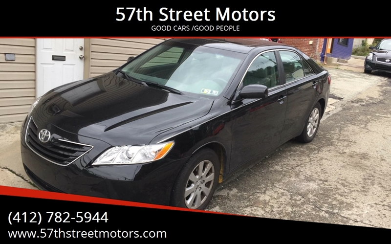 2008 Toyota Camry XLE V6 4dr Sedan 6A   Pittsburgh PA