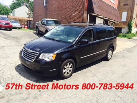 2010 Chrysler Town and Country for sale in Pittsburgh, PA