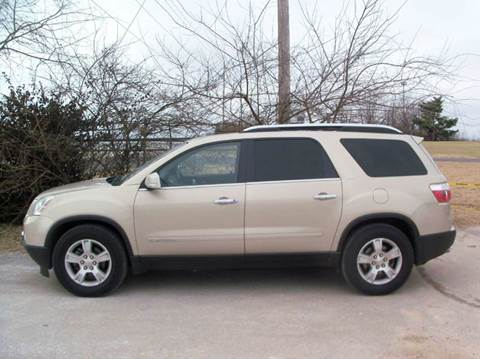 2008 GMC Acadia for sale in Rogersville, MO