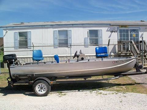 1970 RICH FISHING BOAT for sale in Rogersville, MO