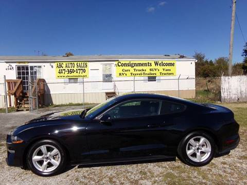 2018 Ford Mustang for sale in Rogersville, MO