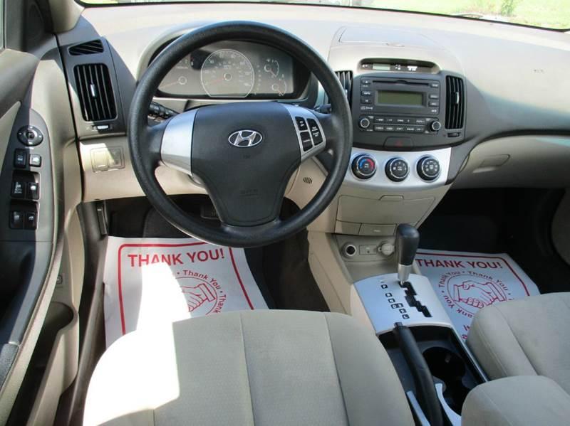 2008 Hyundai Elantra GLS 4dr Sedan - Garner NC