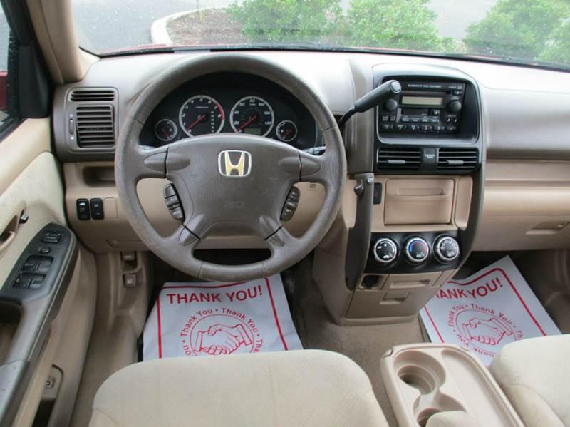 2005 Honda CR-V AWD EX 4dr SUV - Garner NC