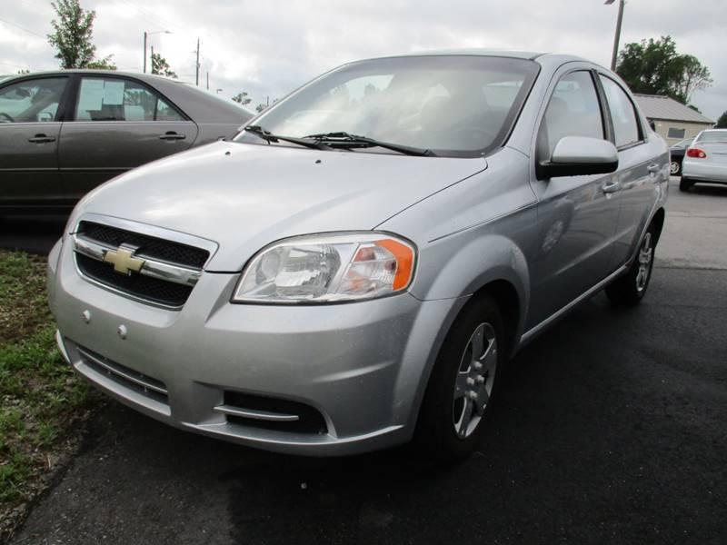 2011 Chevrolet Aveo LT 4dr Sedan w/1LT - Garner NC