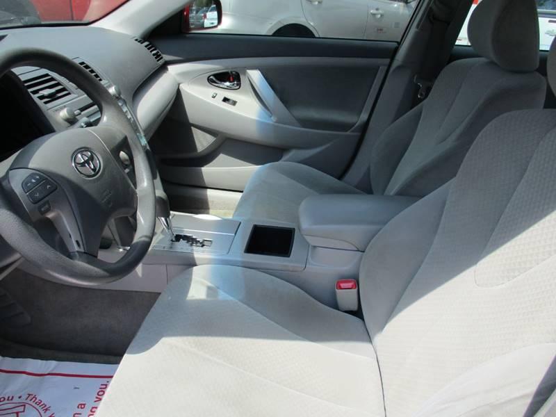 2007 Toyota Camry LE 4dr Sedan (2.4L I4 5A) - Garner NC