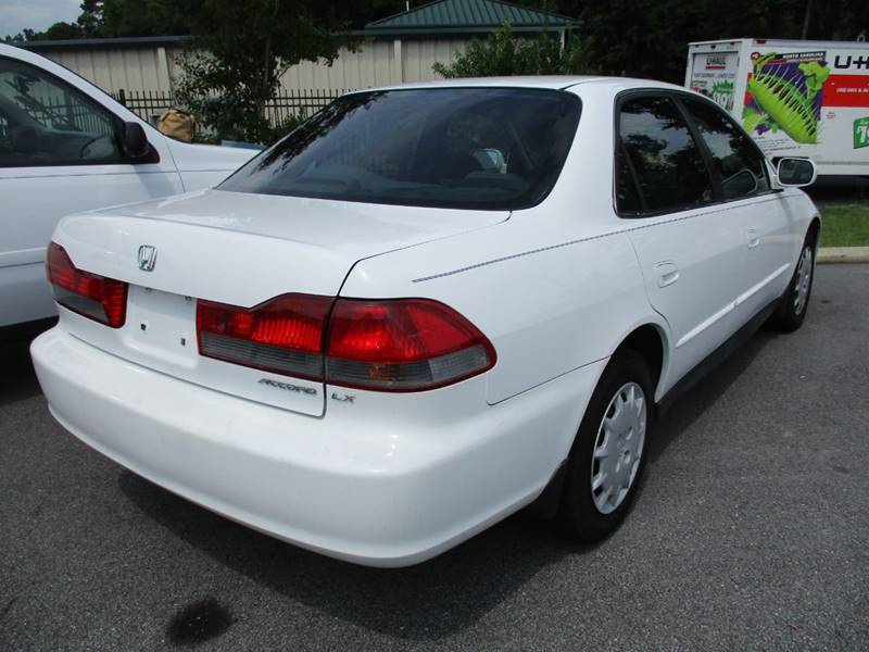 2001 Honda Accord LX 4dr Sedan - Garner NC