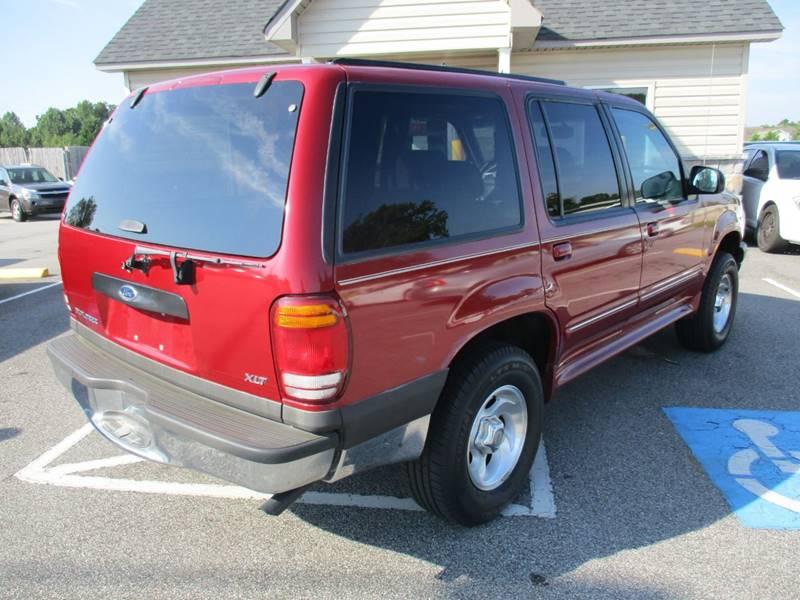 2000 Ford Explorer XLT 4dr SUV - Garner NC