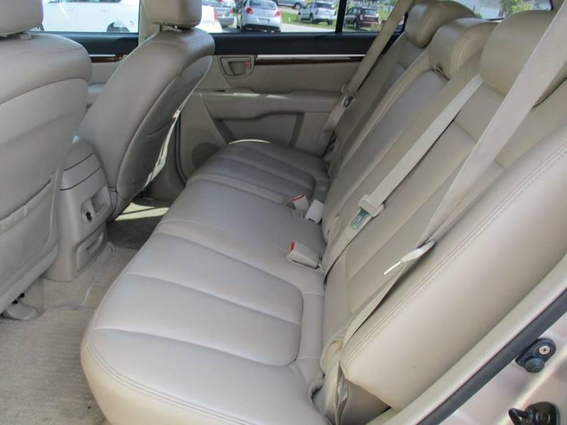 2007 Hyundai Santa Fe GLS 4dr SUV - Garner NC