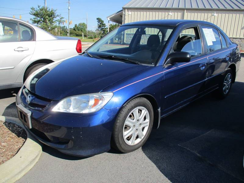 2004 Honda Civic LX 4dr Sedan - Garner NC
