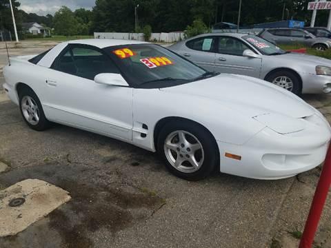 1999 Pontiac Firebird for sale in Fayetteville, NC