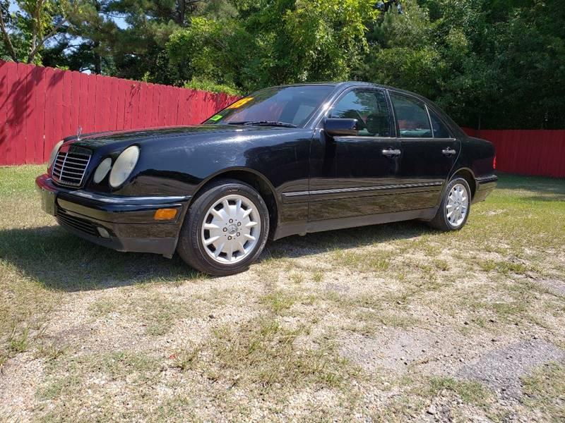 1998 Mercedes Benz E Class E 320 4dr Sedan   Fayetteville NC