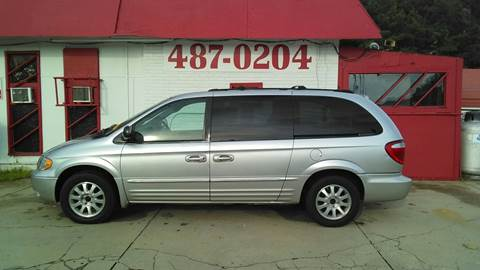 2002 Chrysler Town and Country for sale in Fayetteville, NC