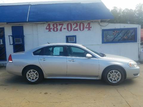 2010 Chevrolet Impala for sale in Fayetteville, NC