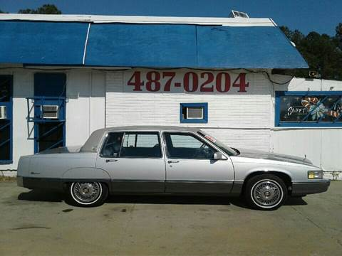 1989 Cadillac Fleetwood for sale in Fayetteville, NC