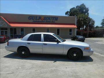 2009 Ford Crown Victoria for sale in Pensacola, FL