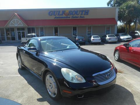 2003 Lexus SC 430 for sale in Pensacola, FL