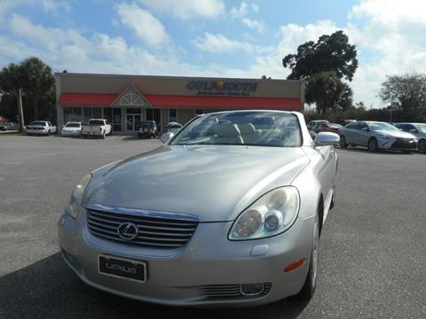 2002 Lexus SC 430 for sale in Pensacola, FL