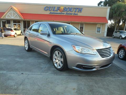 2013 Chrysler 200 for sale in Pensacola, FL